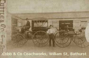 Coachworks William Street Bathurst