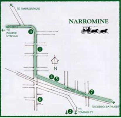 Narromine Town Centre