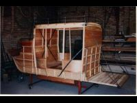 Building Eight Seater Coach