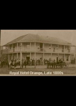 Royal Hotel Orange