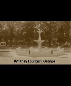 Whitney Fountain